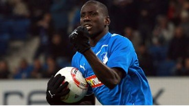 Demba Ba was on the scoresheet as Hoffenheim beat Gladbach last season