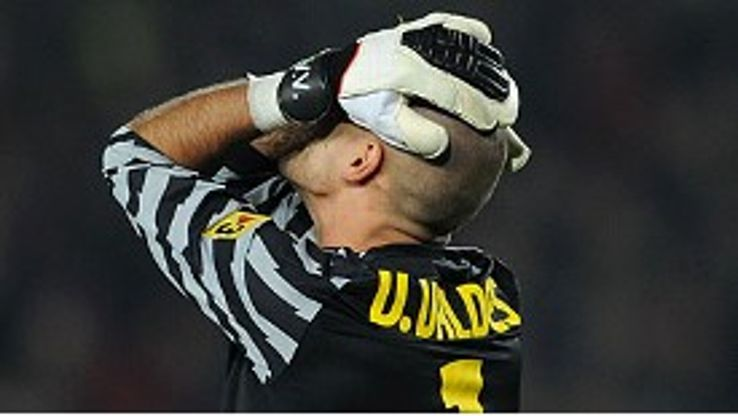 Victor Valdes has won the Champions League twice