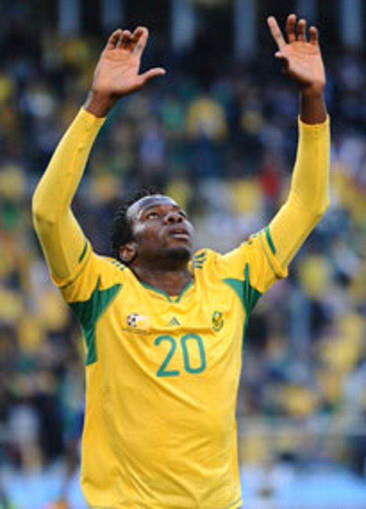 Bongani Khumalo rose to international prominence during the World Cup
