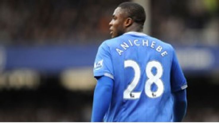 Victor Anichebe has quit international football.