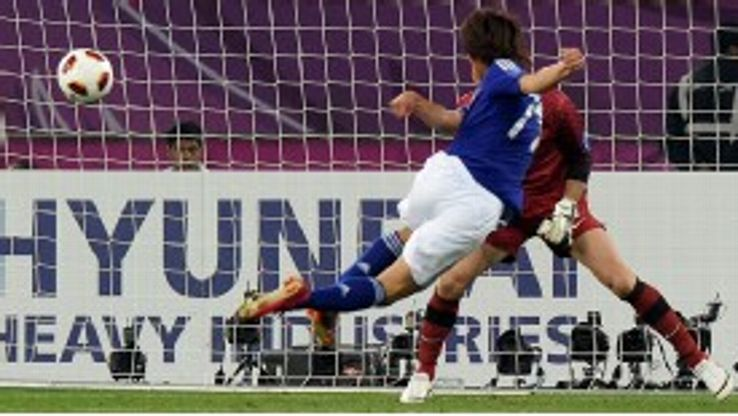 Tadanari Lee grabs Japan's winner