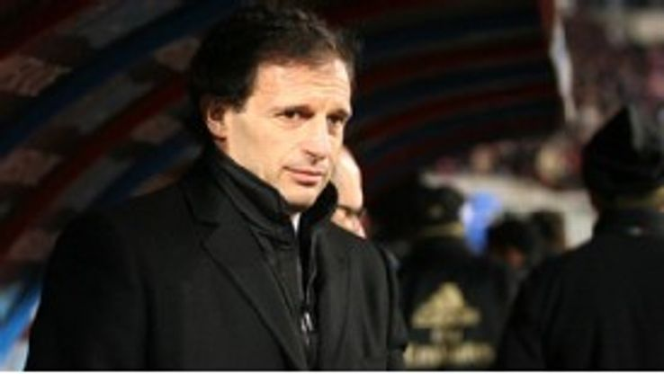 Massimiliano Allegri lead Milan to the title last season