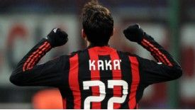Kaka targets Serie A title