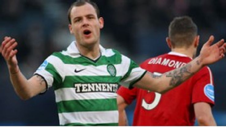 Anthony Stokes has enjoyed prolific spells with both Falkirk and Hibernian in the past