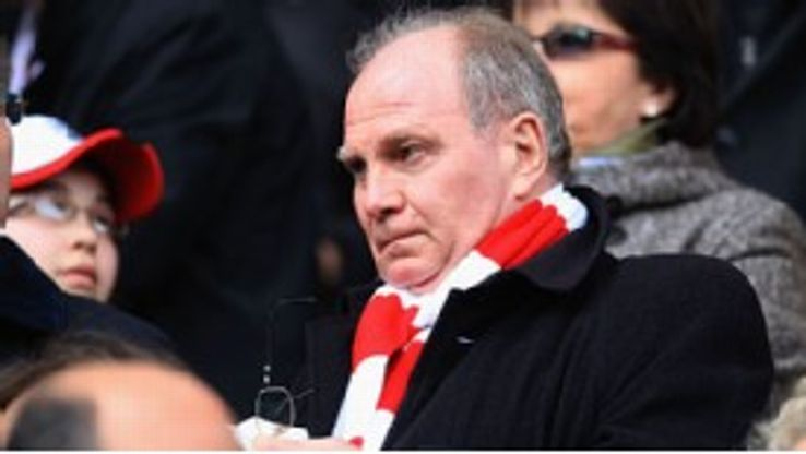 Uli Hoeness has seen an offer to resign rejected