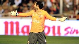 Diego woe: A torrid night for Villarreal keeper Lopez as Valencia pump five past him