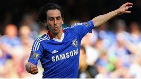 Yossi Benayoun is back at Chelsea