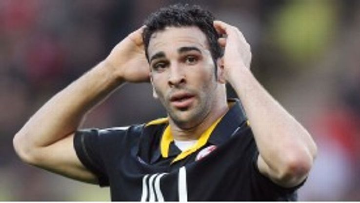 Adil Rami was critical of the way Lille performed in the defeat to Monaco
