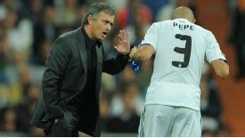 Pepe offers backing for Casillas
