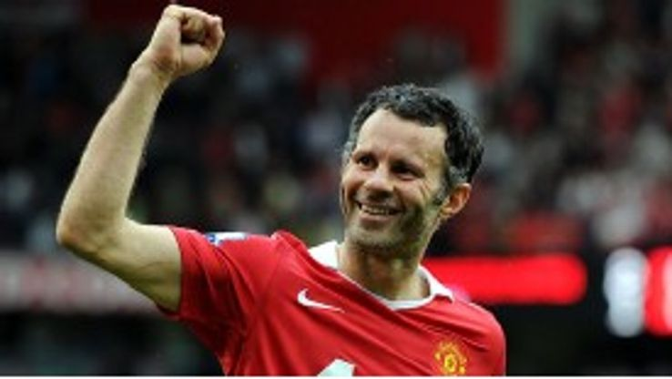 Ryan Giggs is determined to help Manchester United achieve their 20th league title