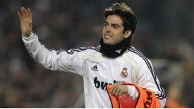 Kaka has stressed his desire to stay in Spain.