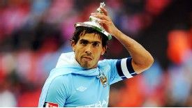 Carlos Tevez has been stripped of the captaincy after repeatedly asking to leave Eastlands