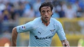 Stefano Mauri has been with Lazio for five years.
