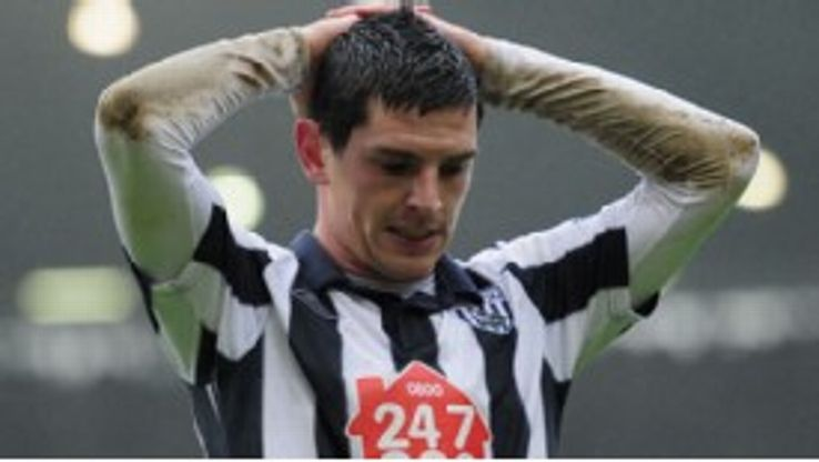 Graham Dorrans has struggled with injury.