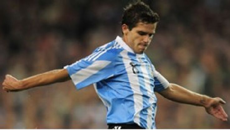 Fernando Gago is back for Argentina