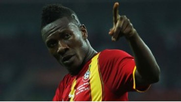 Steve Bruce is determined to hold onto Asamoah Gyan