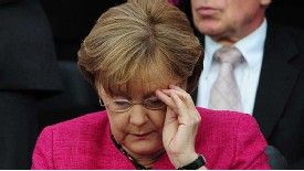 You need not fear, says Angela Merkel