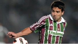 Deco has struggled with injuries since moving to Fluminense last summer