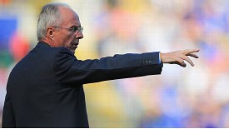 Sven Goran Eriksson: Sacked by Thai owners King Power after weekend defeat