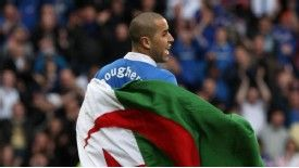 Madjid Bougherra is set to leave Rangers