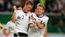 Bastian Schweinsteiger and Andre Schurrle were among the goals for Germany as they saw off Brazil