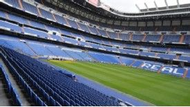 Real Madrid were supposed to be hosting Athletic Bilbao, but the Bernabeu will remain empty