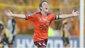 Matt McKay led the Brisbane Roar to A-League glory last season