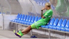 Simon Kjaer endured a disppointing spell with Wolfsburg