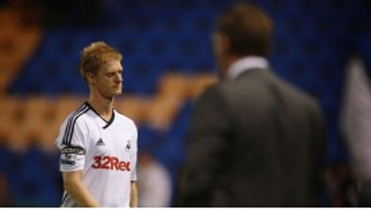 Alan Tate is facing a lengthy spell on the sidelines