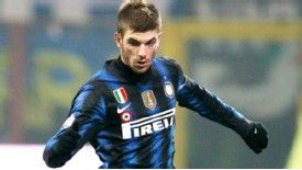 Davide Santon has seven Italy caps to his name