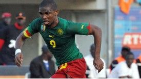 Samuel Eto'o is protesting against the CFF