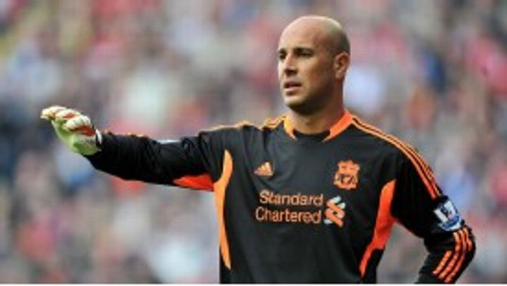 Pepe Reina was considering his future under the previous owners