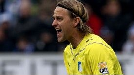 Timo Hildebrand is set for a return to Stuttgart