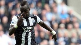 Cheik Tiote has been hugely impressive for Newcastle since signing from FC Twente in 2010