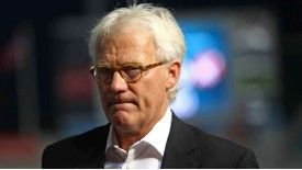 Morten Olsen has been coach of Denmark for 12 years