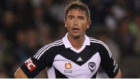 Harry Kewell is one of three A-League players in the squad