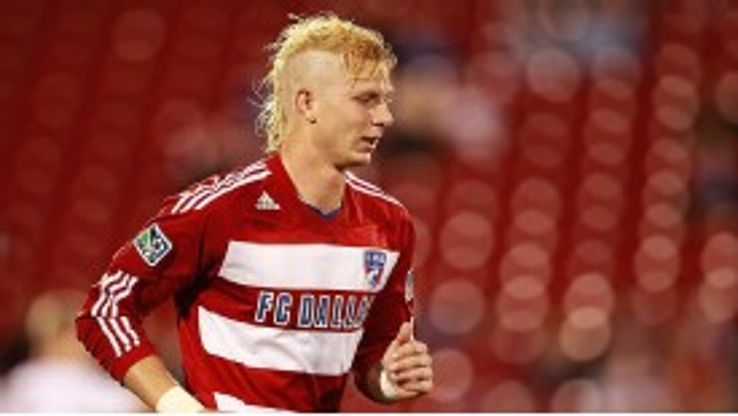 Brek Shea has been tipped for the top