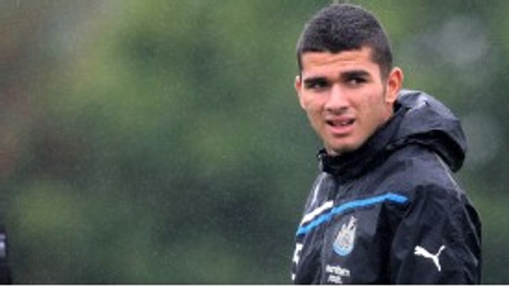 Former Lens midfielder Mehdi Abeid is just one of the Magpies' ever-growing French contingent
