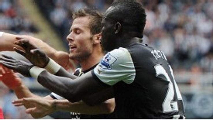 Yohan Cabaye and Chiek Tiote have proved inspired signings for Newcastle United