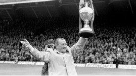 Bob Paisley took Liverpool on a run which would see them conquer England and Europe