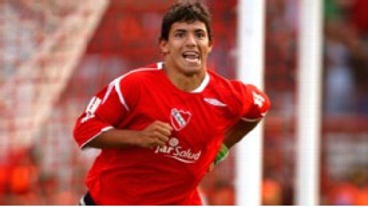 Sergio Aguero hopes to return to boyhood club Independiente in the future