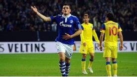 Kyriakos Papadopoulos knows Schalke face a tough test