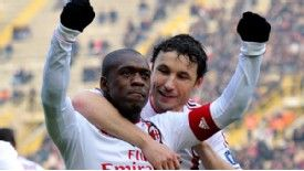 Clarence Seedorf is one of Europe's most decorated players having won the Champions League with three different clubs