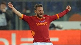 Daniele De Rossi has been at Roma for a decade
