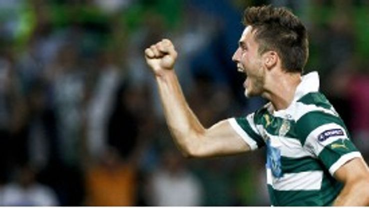 Ricky van Wolfswinkel is looking forward to life at Norwich