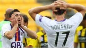 Perth Glory have stumbled after a bright start to the season