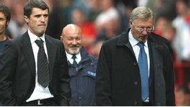 Roy Keane does not believe former boss Sir Alex Ferguson needs to wield the axe