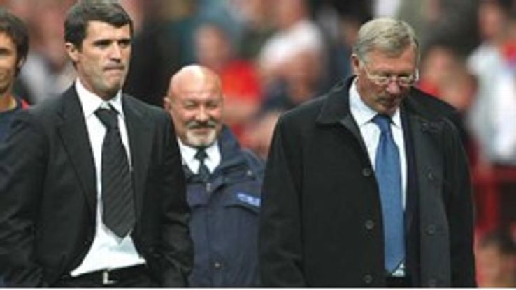 Roy Keane does not believe former boss Sir Alex Ferguson needs to wield the axe