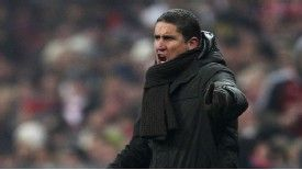 Juan Carlos Garrido has had to contend with serious injury problems this season