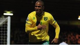 Simeon Jackson scored a dramatic leveller for Norwich versus Fulham